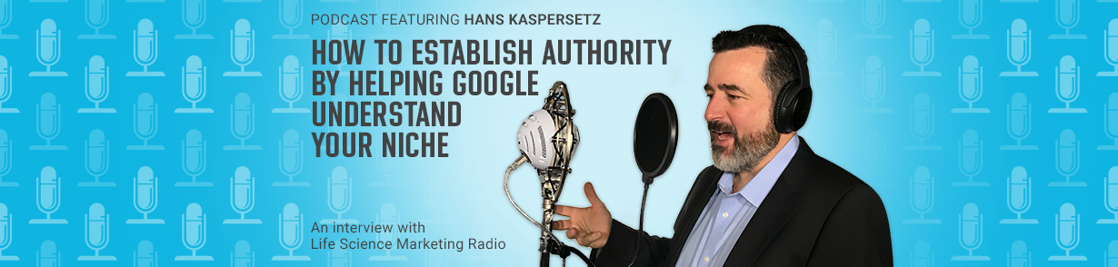 how to establish authority by helping google understand your niche podcast