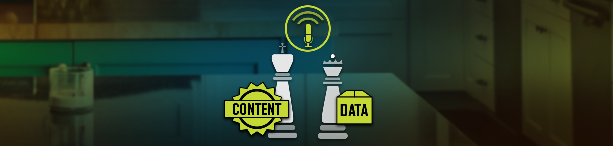 The King and Queen of Voice-Driven Search: Rich Authoritative Content and Structured Data