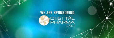 We are sponsoring Digital Pharma East 2018