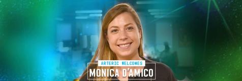 Monica D'Amico joins Arteric as an account supervisor