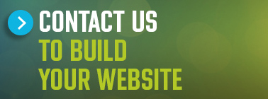 Button titled Contact Us to build your website