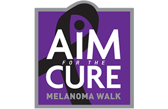 AIM Walk Fund-raiser logo after redesign