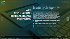 Web Applications for Healthcare Marketing